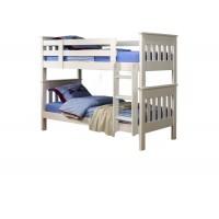 New England Super Single Bunk Bed Frame
