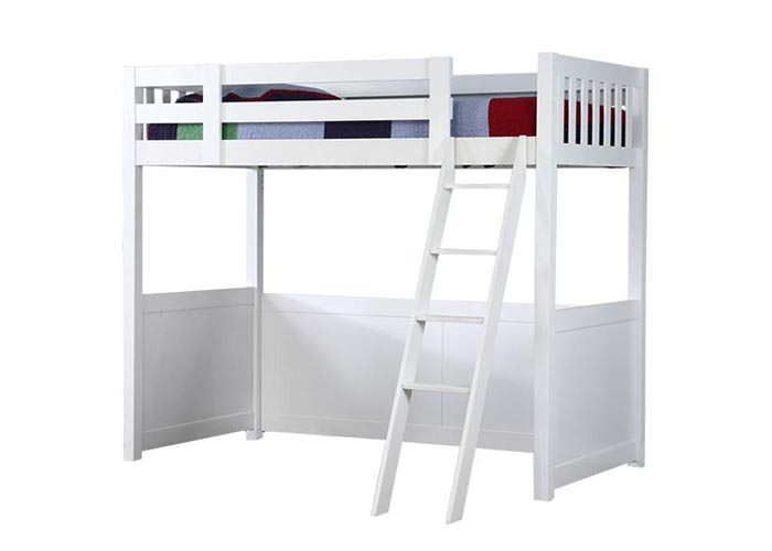 My Design Super Single High Sleeper with Ladder