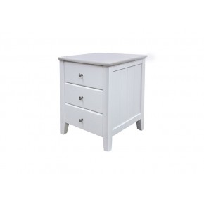 Lasalle 3 Drawers Bedside Table