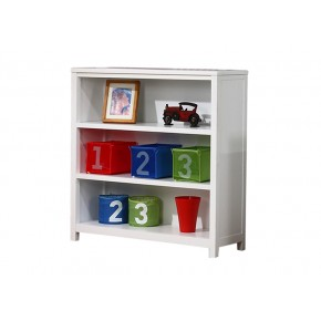 Lasalle 3 Shelf Bookcase