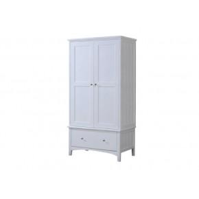 Hickory 2 Doors Wardrobe