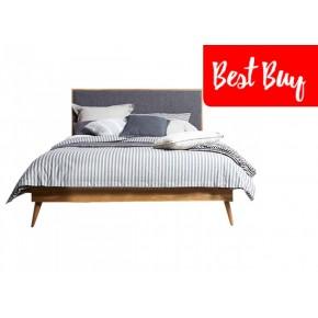 Hallie King Bed Frame