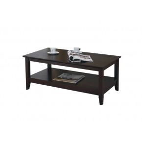 Quadra Coffee Table - Halifax Brown