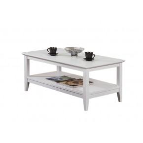 Quadra Coffee Table - White