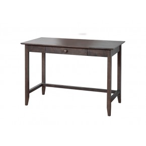 Quadra Study Table - Grey Washed