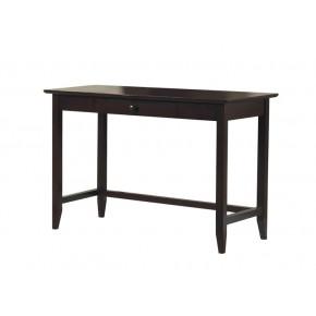 Quadra Study Table - Halifax Brown