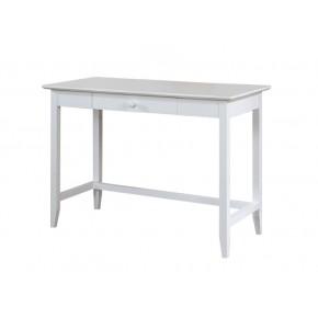 Quadra Study Table - White