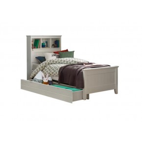 Jack Single Bed Frame with Long Drawer
