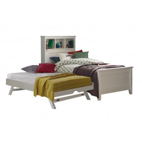 Jack Single Bed Frame with Pull Out Single Raising Bed