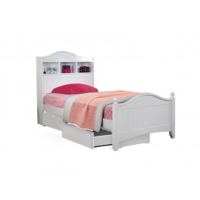 Daisy Super Single Bed Frame with Underbed 3 Drawers
