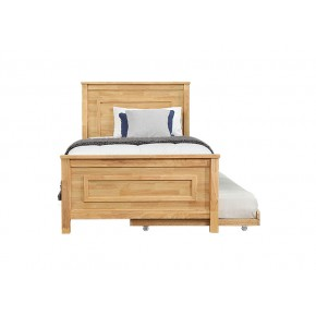 Wallington Super Single Bed Frame with Pull Out Bed